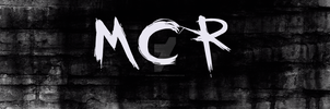 MCR journal header by My-Mental-Fiction