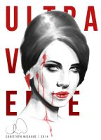 Lana Del Rey | Ultraviolence by christophmichaud