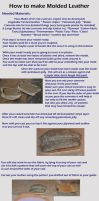 Molded Leather Tutorial by PattyPatTCH