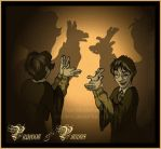 Shadow Puppets by tina-lynn