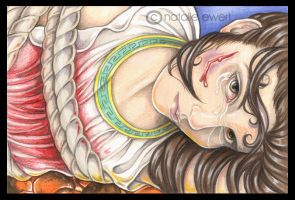 Contest Submission:St Agatha by natamon