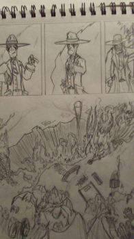 The Comic Rough Comic Pg5 by editorblue