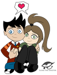 A happy couple by Ilona-the-Sinister