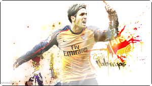 Cesc Fabregas by Arsenal007