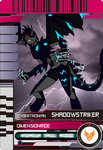 Kamen Rider Decade Card - Shadowstriker by Bionuva