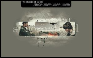 supernatural wallpaper by ultraVioletSoul