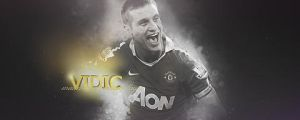 vidic black and white by kjota