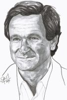 Robin Williams by s-carter
