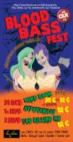 Blood Bass Fest by CaptaineNyx