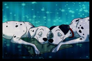 Sparkle - Pongo and Perdita by TallyBaby13