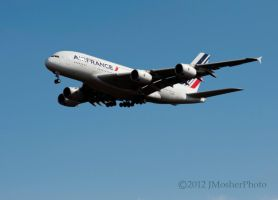 Air France A380 by jdmimages