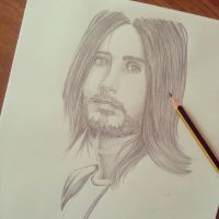 Jared Leto by NemesiHouseburns