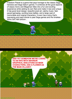 Frustration Planet (sprite comic) by NikoAccampora