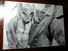 Assassin's Creed 3 Connor by DeadArt1