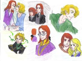 The Life and Lies of Albus Dum by SpellCasting