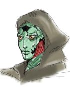 Drell by TheComicStream