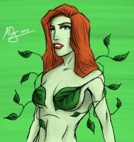 Poison Ivy by Demon-Sword-Art