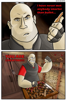 Smarter than bullet by Az-Pekt