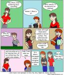 """AG Fancomic """"Wonder Why..."""" by Taigan"""