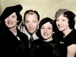 Bing Crosby and The Boswell Sisters. by MlleKohaku