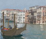 Old Masters 2 - Venice canal by Dreamweaver38
