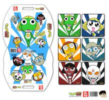 Keroro Gunso Coaster by NotoriousALv
