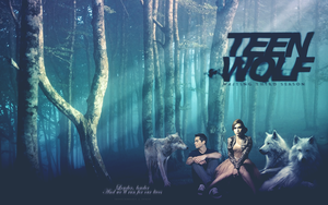 WALLPAPER TEEN WOLF (3) by MPepina