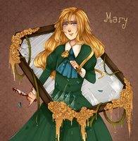 Mary by louflash123