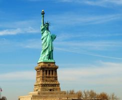 Lady Liberty by olsons39