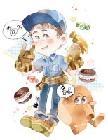 .Wreck It Ralph. by Hetiru
