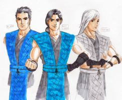 Link Kuei just cuz by Aremke