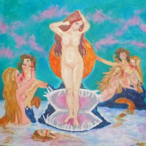 Venus and the Sirens