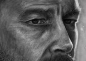 A close up on the Game of Thrones peice by Lewis3222
