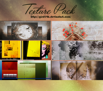TEXTURE PACK #6 by glsd546