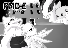 Mission 4 Cover by Ikari-Sora