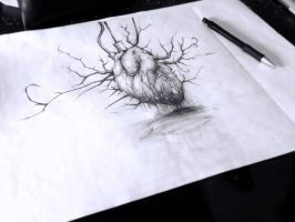 Poisoned Heart by DamienWorm