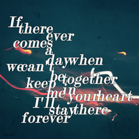 :: together forever by go-avi
