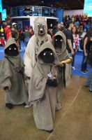 Jawas #1 by Neville6000