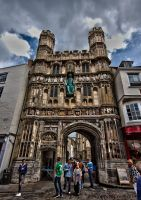 Canterbury cathedral 06 by forgottenson1