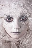 Snow ghost I by vil-painter