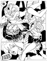 Com: Jungle Girl Page 03 by Severflame