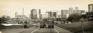 Detroit Michigan by S-H-Photography