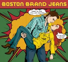 BOSTON jeans by ud120182