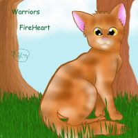 FireHeart by ChocolateKitty12