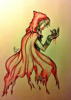 She Cried Wolf by fantasy-flower