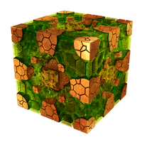 fractured cube - Mandelbulb3D with Parameter by matze2001