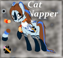 Cat Napper v2 by valhyena