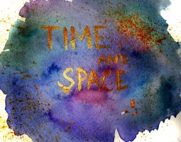 time and space by clementine-petrova