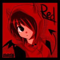 Mascot for Red by yukinadare