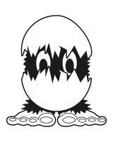 :Submission: Egg monster by EggHeadz